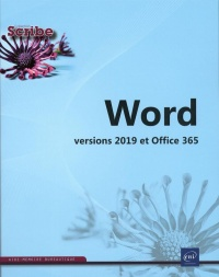 Vignette du livre Word : versions 2019 et Office 365