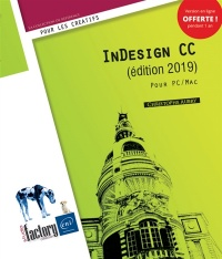 InDesign CC pour PC-Mac - Christophe Aubry