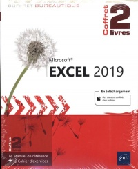 Vignette du livre Microsoft Excel: versions 2019 ou Office 365 : 120 exercices et