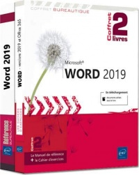 Vignette du livre Microsoft Word: versions 2019 ou Office 365 : 120 exercices et