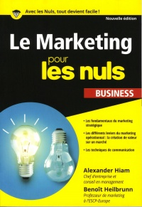 Le marketing pour les nuls, Marc Chalvin