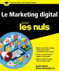 Vignette du livre Le marketing digital pour les nuls - Ryan Deiss, Russ Henneberry
