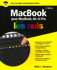 MacBook Pro, Air & Pro pour les nuls - Mark L. Chambers