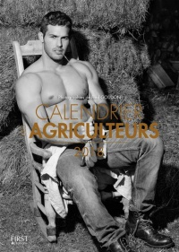 Calendrier des agriculteurs 2018 - Fred Goudon