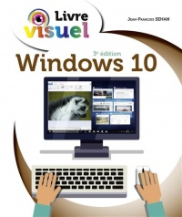 Vignette du livre Windows 10