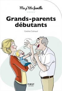 Vignette du livre Grands-parents débutants
