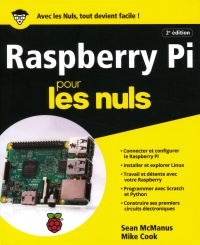 Raspberry Pi pour les nuls, Mike Cook