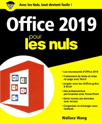 Office 2019 pour les nuls - Wallace Wang