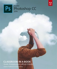 Vignette du livre PS Adobe Photoshop CC 2019 : guide d'entraînement officiel