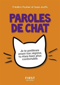 Vignette du livre Paroles de chat