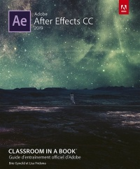Vignette du livre Adobe After Effects CC 2019