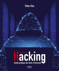 Vignette du livre Hacking : guide pratique des tests d'intrusion
