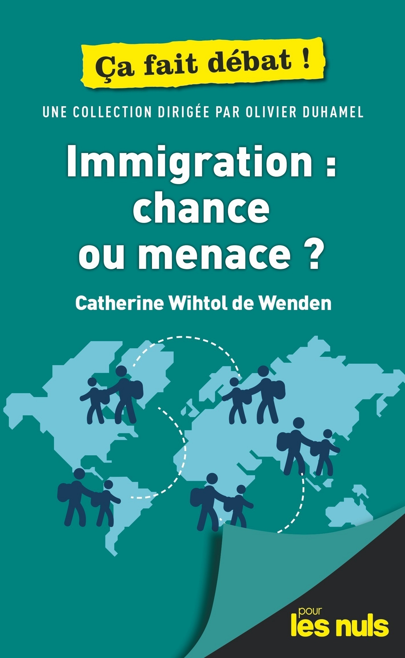 Vignette du livre Immigration: chance ou menace ?