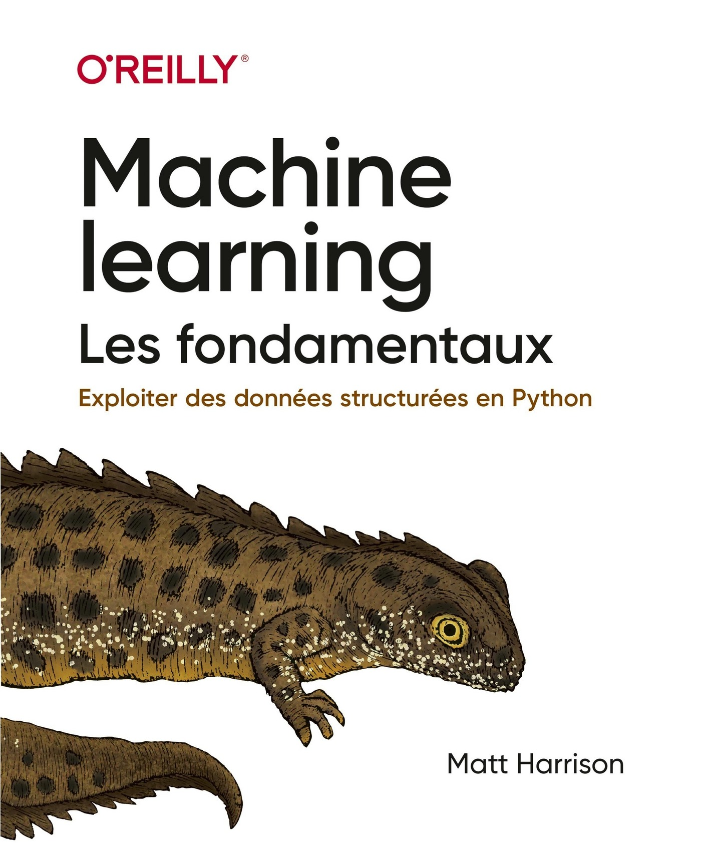 Machine Learning : les fondamentaux - Matt Harrison