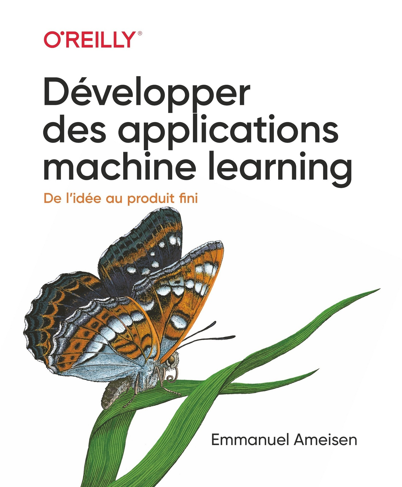 Vignette du livre Optimiser le développement d'applications machine learning