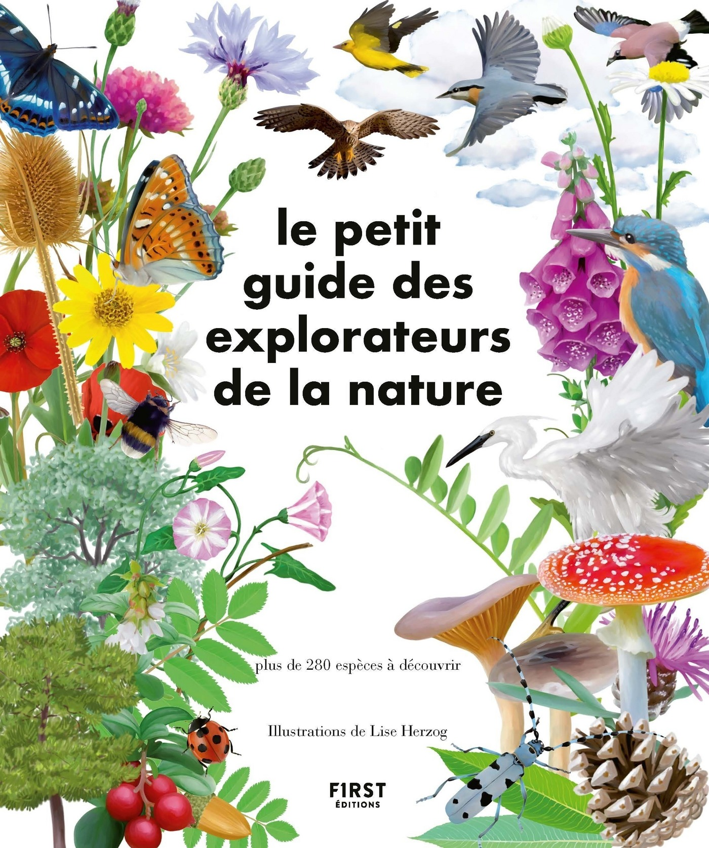 Vignette du livre Le grand guide d'observation de la nature