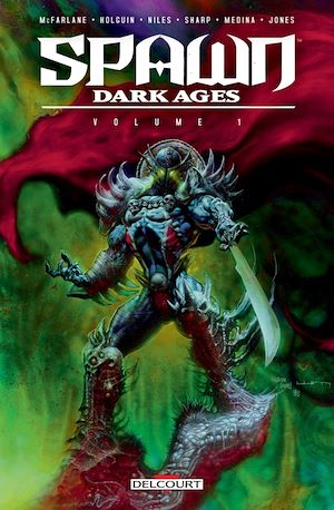 Vignette du livre Spawn : Dark Ages T.1