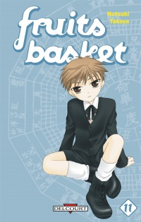 Vignette du livre Fruits Basket T.11