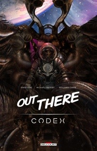 Vignette du livre Out There : codex