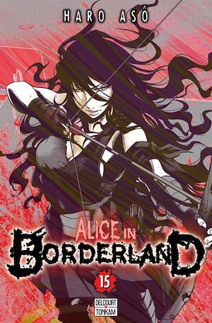 Vignette du livre Alice in Borderland T.15