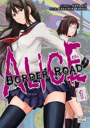 Vignette du livre Alice on Border Road T.1