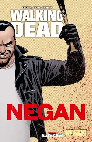 Walking Dead : Negan, Charlie Adlard