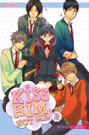 Vignette du livre Kiss him, not me ! T.2