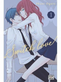 Vignette du livre Switch Love T.1