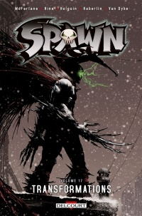 Vignette du livre Spawn T.17 : Transformations