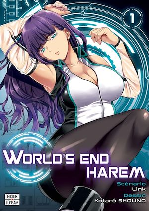 Vignette du livre World's End Harem T.1