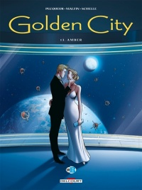 Vignette du livre Golden City T.13 : Amber