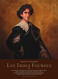 Les Indes fourbes (Éd. N/B), Juanjo Guarnido