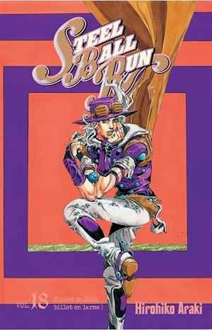 Vignette du livre Steel Ball Run T.18