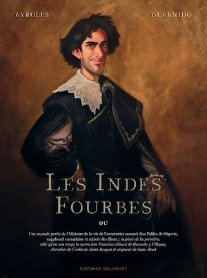 Les Indes fourbes, Juanjo Guarnido