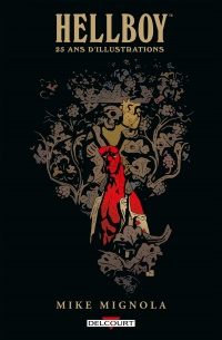 Vignette du livre Hellboy : 25 ans d'illustrations