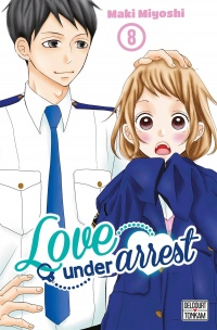 Vignette du livre Love Under Arrest T.8