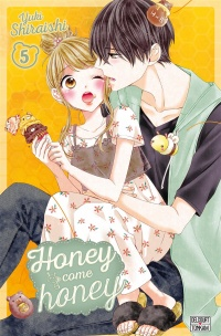 Vignette du livre Honey Come Honey T.5