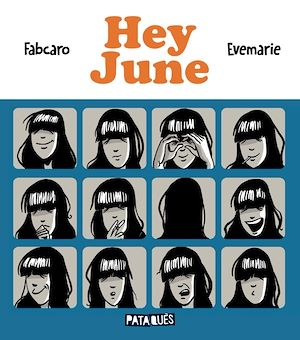 Vignette du livre Hey June