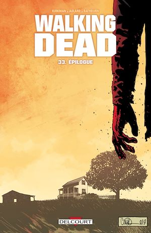 Walking Dead T.33 : Épilogue, Charlie Adlard