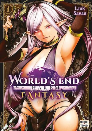 Vignette du livre World's End Harem Fantasy T.1