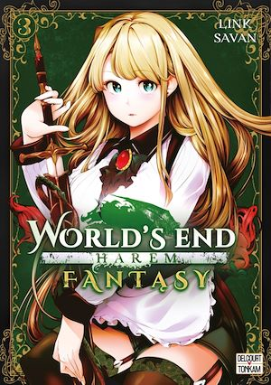 Vignette du livre World's End Harem Fantasy T.3 -  Link,  Savan
