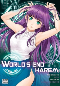 Vignette du livre World's End Harem T.11
