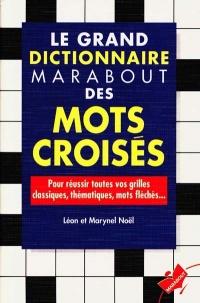 grand dictionnaire des mots croises