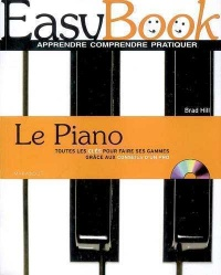 Vignette du livre Piano +cd - Brad Hill