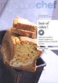 Vignette du livre Best-of-cakes