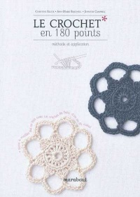 Vignette du livre Crochet en 180 Points (Le): Méthode et application