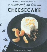 Vignette du livre Ce Weekend, on Fait un Cheesecake