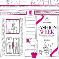 Vignette du livre Ma fashion week