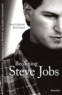 Vignette du livre Becoming Steve Jobs