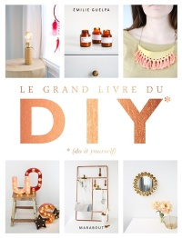 Vignette du livre Le grand livre des DIY (Do It Yourself)